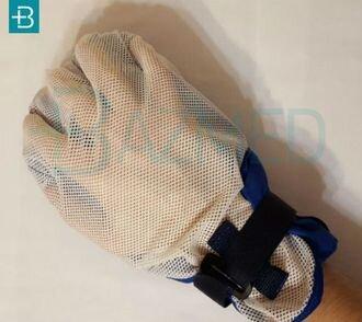 Фиксирующая перчатка с разделением пальцев
