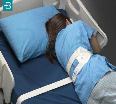Фиксирующий пояс для защиты от падения с кровати