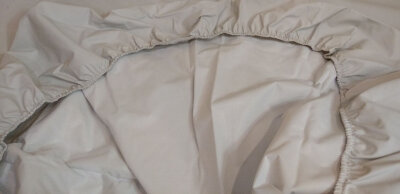 Непромокаемый чехол на матрас, ткань Далия с полиуретановым покрытием с бортом