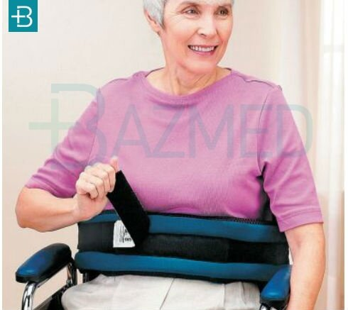 Фиксирующий пояс от падения с кресла
