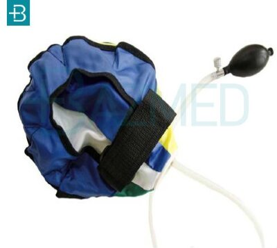 Тренажер пневматический для разработки кисти рук