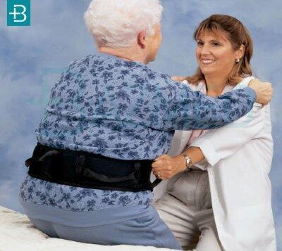 Поддерживающий пояс для перемещения больного - Bazmed Waist Belt
