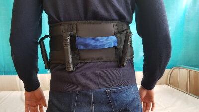 Поддерживающий пояс для перемещения больного - Bazmed Waist Belt Premium