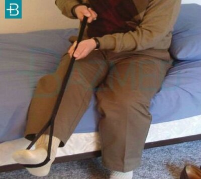 Приспособление для подъема ноги