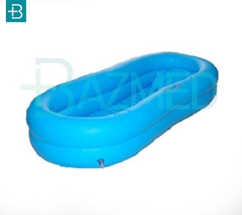 Ванна надувная для мытья лежачего больного