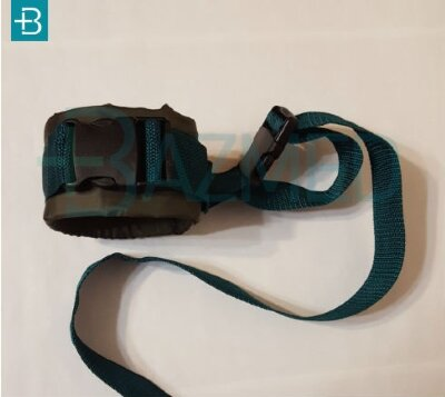 Фиксатор - ремень ножной (вязка) с фастексами